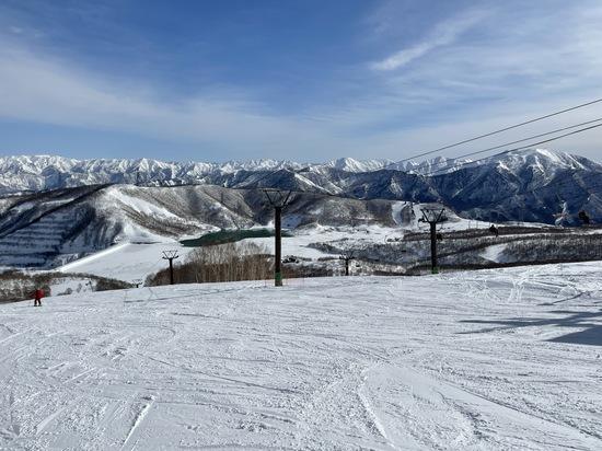 平日はリフト少な目|かぐらスキー場のクチコミ画像2