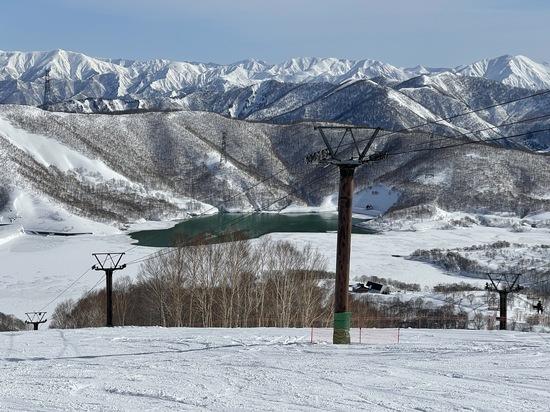 平日はリフト少な目|かぐらスキー場のクチコミ画像3