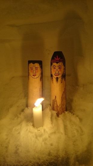 道祖神祭り 野沢温泉スキー場のクチコミ画像