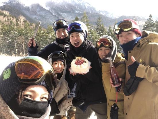 クリスマスブイブイ|丸沼高原スキー場のクチコミ画像