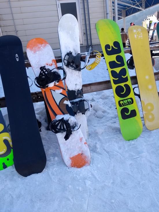 近年にない|めいほうスキー場のクチコミ画像