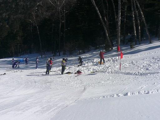 春のような陽気|信州松本 野麦峠スキー場のクチコミ画像