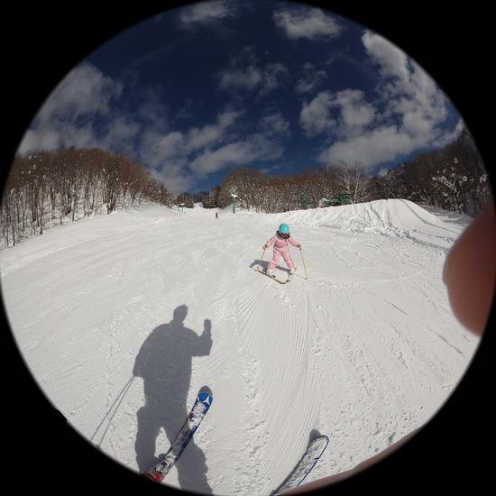 初心者ファミリーにはうってつけ! 水上高原・奥利根温泉 藤原スキー場のクチコミ画像2