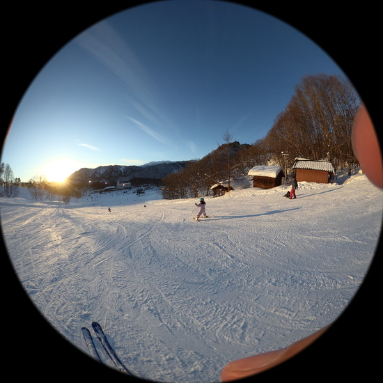 初心者ファミリーにはうってつけ!|水上高原・奥利根温泉 藤原スキー場のクチコミ画像3