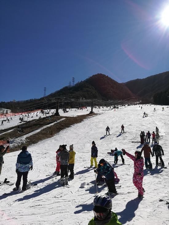 思ったより雪質はよい|カムイみさかスキー場のクチコミ画像