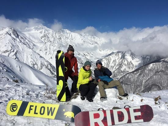 インスタ映え!|白馬八方尾根スキー場のクチコミ画像