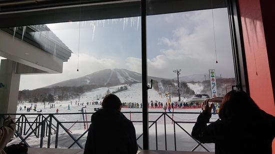 上は風が強いです 安比高原スキー場のクチコミ画像