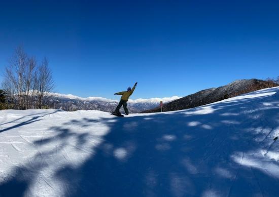 テンション上がりきったあまり‥|信州松本 野麦峠スキー場のクチコミ画像