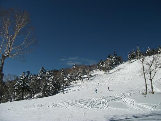 2日連続快晴|万座温泉スキー場のクチコミ画像