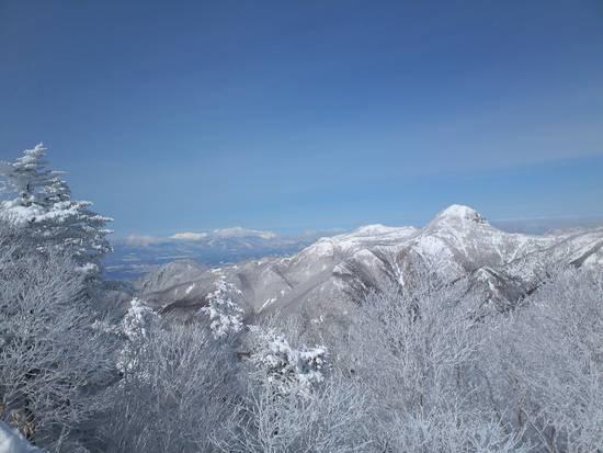 日本一の絶景|万座温泉スキー場のクチコミ画像