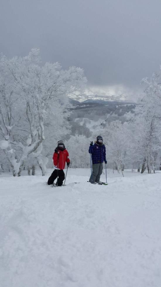 コース最高|野沢温泉スキー場のクチコミ画像