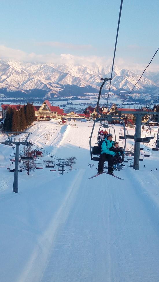 毎年、ここって決めてます 上越国際スキー場のクチコミ画像
