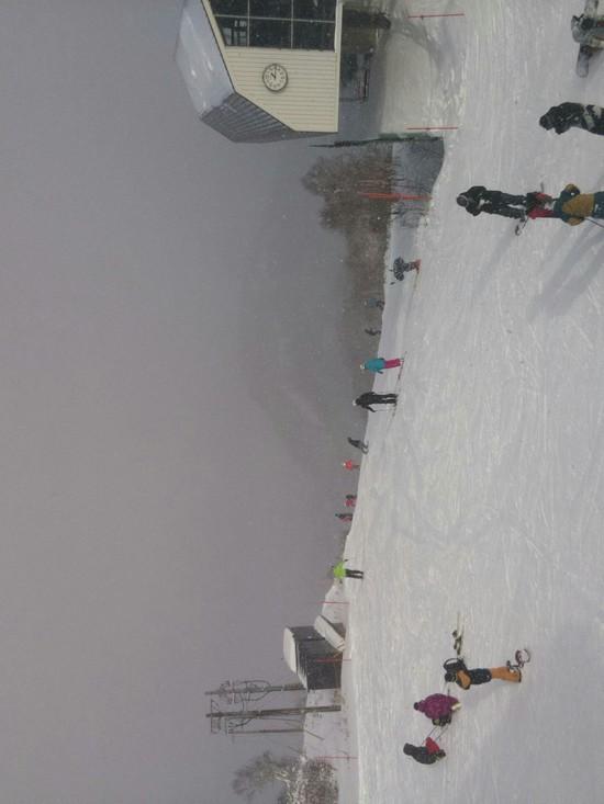 快適な滑りでした|サッポロテイネのクチコミ画像2