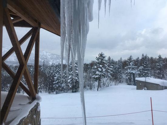 年末寒波|KIRORO SNOW WORLDのクチコミ画像2