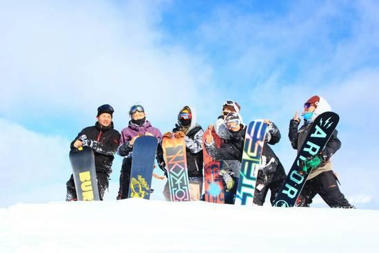 晴天|スキージャム勝山のクチコミ画像