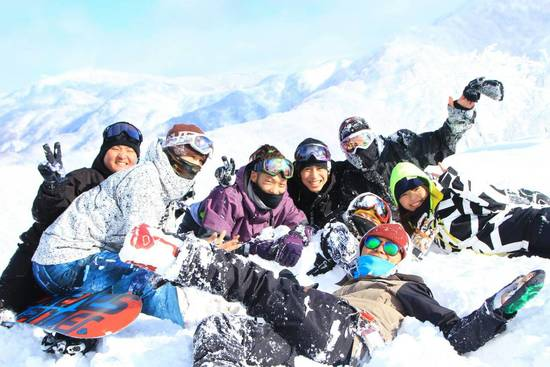晴天|スキージャム勝山のクチコミ画像2