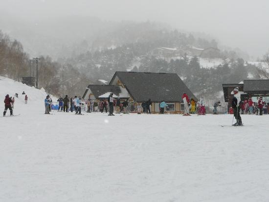 無料休憩所|万座温泉スキー場のクチコミ画像