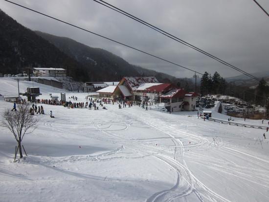 パウダーsnowを求めて|丸沼高原スキー場のクチコミ画像