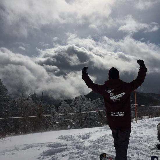 雪質サイコー|川場スキー場のクチコミ画像