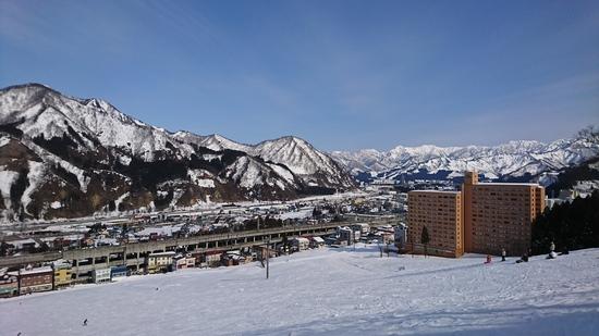 春スキー 湯沢高原スキー場のクチコミ画像