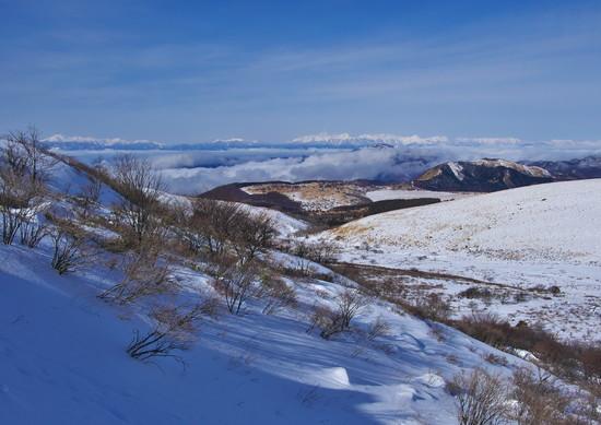 山頂は360度のパノラマ 車山高原SKYPARKスキー場のクチコミ画像2