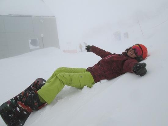 軽い雪|KIRORO SNOW WORLDのクチコミ画像2