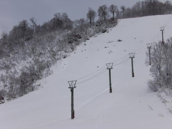 無料駐車場 奥只見丸山スキー場のクチコミ画像