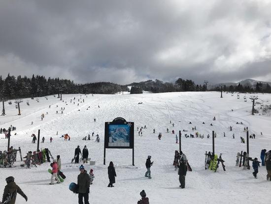 雪質は最高でした。|スキージャム勝山のクチコミ画像