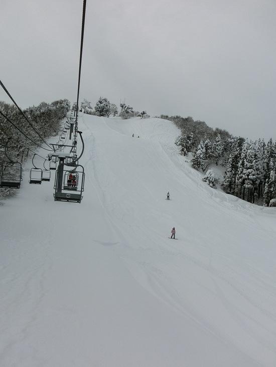 天気もコンディションも最高でした!|となみ夢の平スキー場のクチコミ画像2