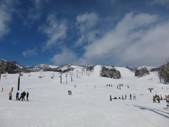 思ったよりビッグゲレンデでビッグりした~!!|戸狩温泉スキー場のクチコミ画像