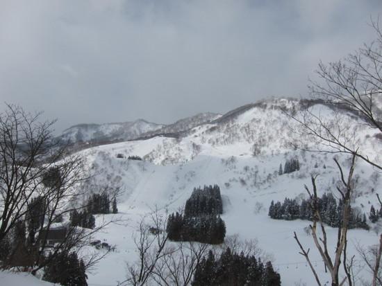 思ったよりビッグゲレンデでビッグりした~!!|戸狩温泉スキー場のクチコミ画像2