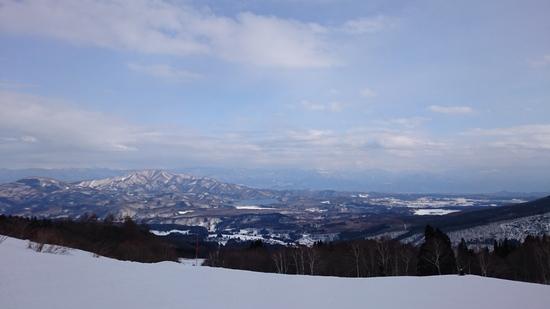 晴れと雪|妙高杉ノ原スキー場のクチコミ画像