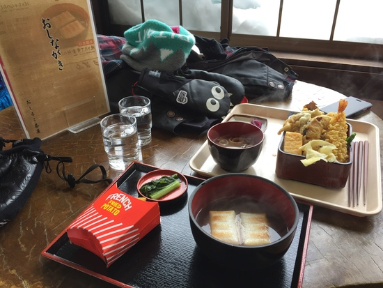 おしるこ茶屋|上越国際スキー場のクチコミ画像