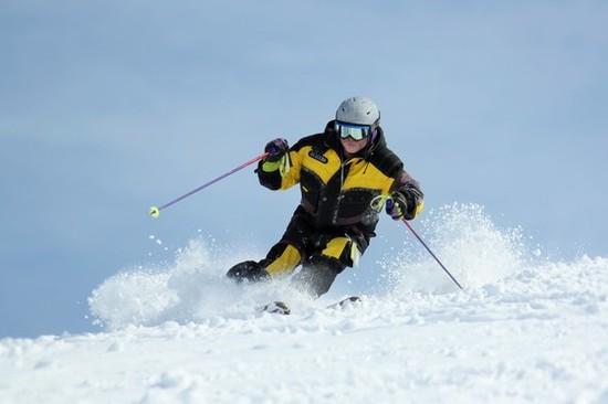 八方でシーズン滑り納め!|白馬八方尾根スキー場のクチコミ画像