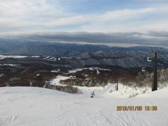 気持ちの良いスキー場|ハンターマウンテン塩原のクチコミ画像3