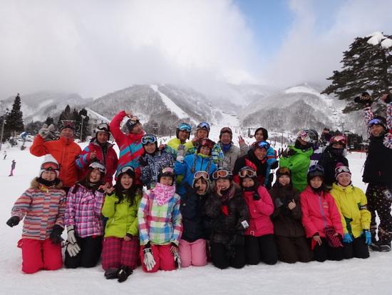 栂池高原はみんなでワイワイ滑れるスキー場です|栂池高原スキー場のクチコミ画像