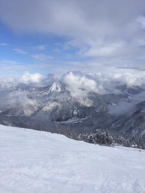 狭いです|GALA湯沢スキー場のクチコミ画像2