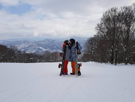 思い出がまた一つ増えました!|池の平温泉スキー場のクチコミ画像3