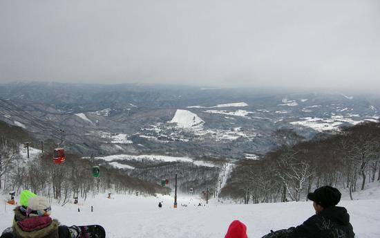 今シーズン初すべり|鷲ヶ岳スキー場のクチコミ画像