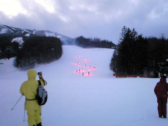 年末イベント|あだたら高原スキー場のクチコミ画像2