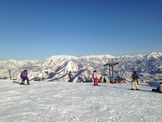 日帰りGALA|GALA湯沢スキー場のクチコミ画像