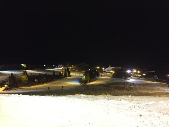 早朝開始〜|鷲ヶ岳スキー場のクチコミ画像