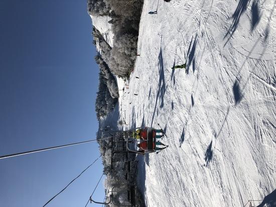 ゲレンデ整備に感謝|志賀高原 熊の湯スキー場のクチコミ画像