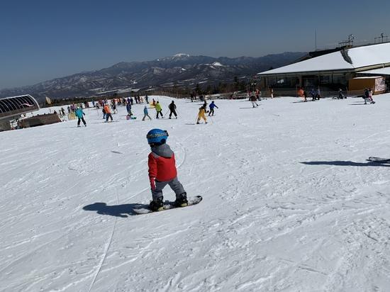 サンメドウズ清里スキー場のフォトギャラリー1