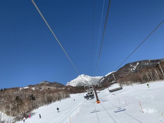 富士山|サンメドウズ清里スキー場のクチコミ画像3