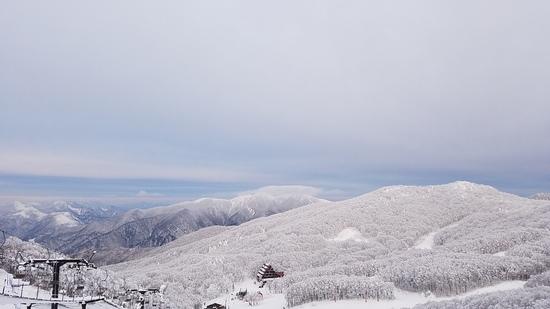 三五郎小屋の夕景|蔵王温泉スキー場のクチコミ画像