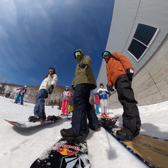 今シーズン2回目の川場スキー場|川場スキー場のクチコミ画像