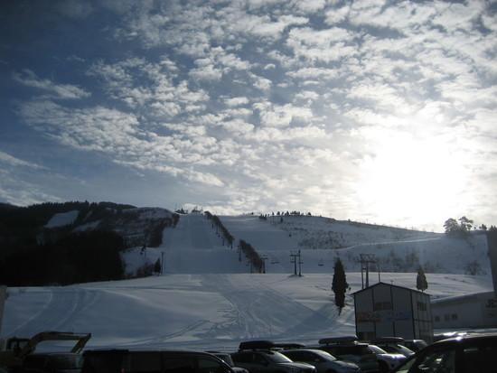 去年よりかなり少ないけど|ジュネス栗駒スキー場のクチコミ画像