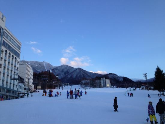 やっぱり初滑りは竜王じゃ(=゜ω゜)ノ|竜王スキーパークのクチコミ画像