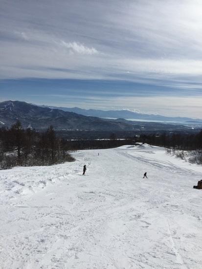 雪質最高!コースも面白い♪|赤倉温泉スキー場のクチコミ画像